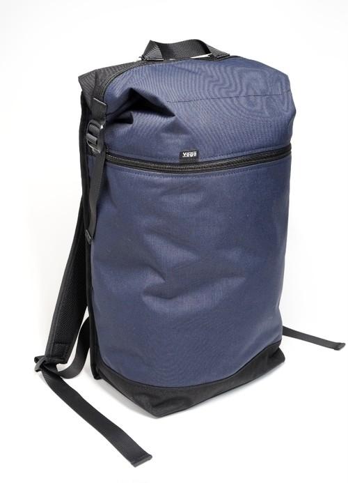 VAGA Wedge backpack for skateboard  Navy