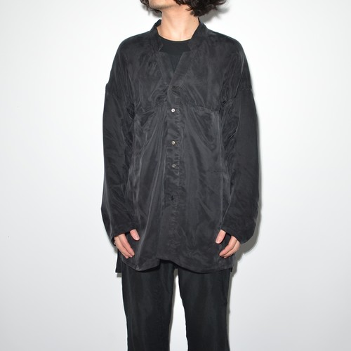 All Matching - Shirt Jacket〈 Charcoal 〉