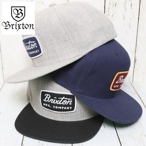 BRIXTON ブリクストン JOLT SNAPBACK CAP スナップバックキャップ 00491