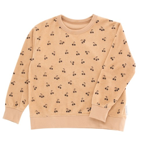 TinyCottons -Cherry Sweatshirt-