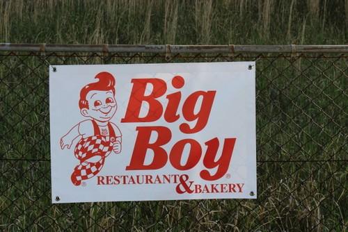 バナー BIGBOY (ビックボーイ・バナー・USA・アメリカ)