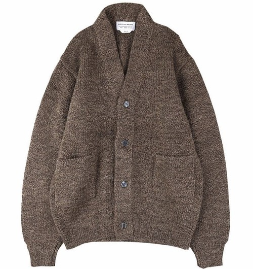"""ENDS and MEANS """"Grandpa Cardigan Knit"""""""