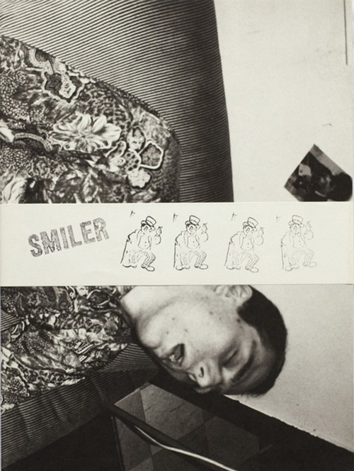 Smiler by MARK CAWSON & NEAL BROWN (first edition)