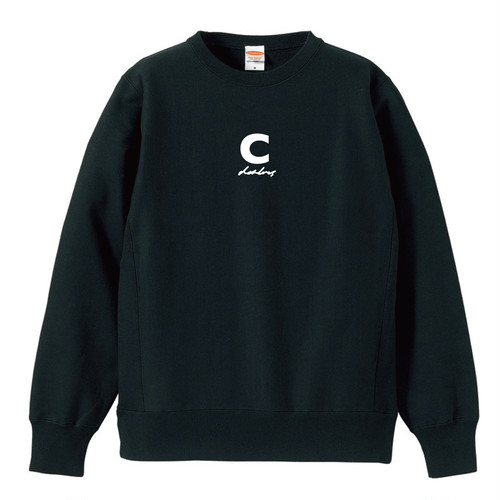 "CALENDARS ""C"" SWEATSHIRT(刺繍)"