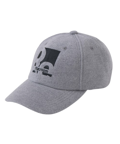 BOX ICON WOOL CAP[REH112]