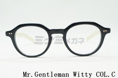 【正規取扱店】Mr.Gentleman(ミスタージェントルマン) Witty COL.C