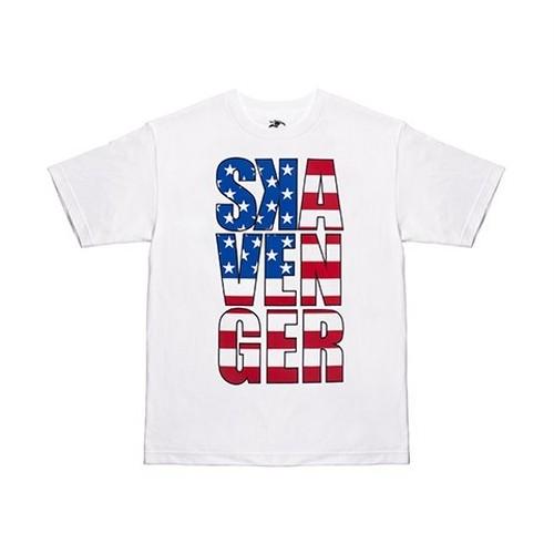 Skavenger BITS USA White