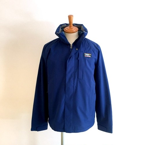 Sweater Fleece 3 IN 1 Jacket Blue