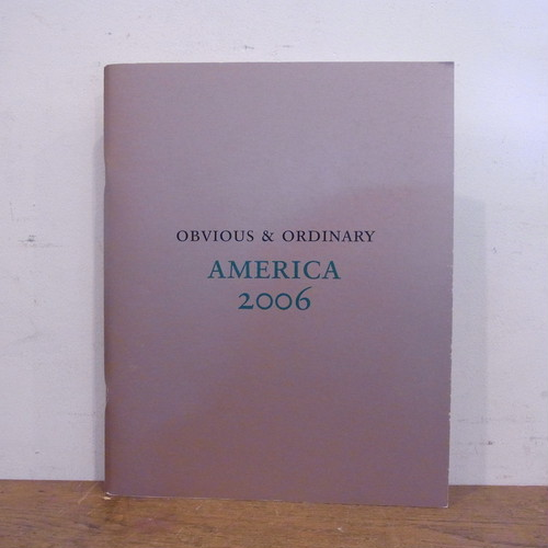 OBVIOUS&ORDINARY AMERICA 2006