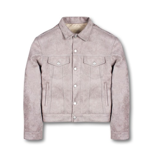 PATRIOT Easy Trucker Jacket GREY