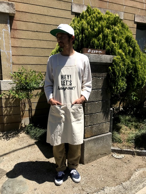 BASIC APRON-A HEY!
