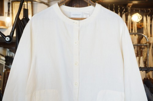 00's Liz Claiborne linen light Jacket