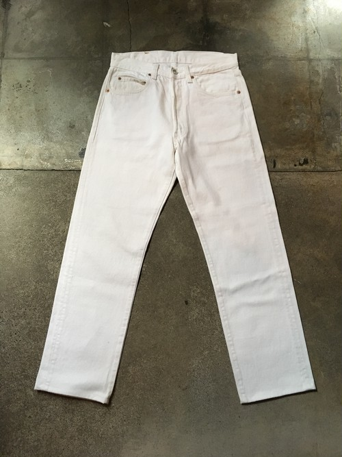 80s Levi's 501 denim pants