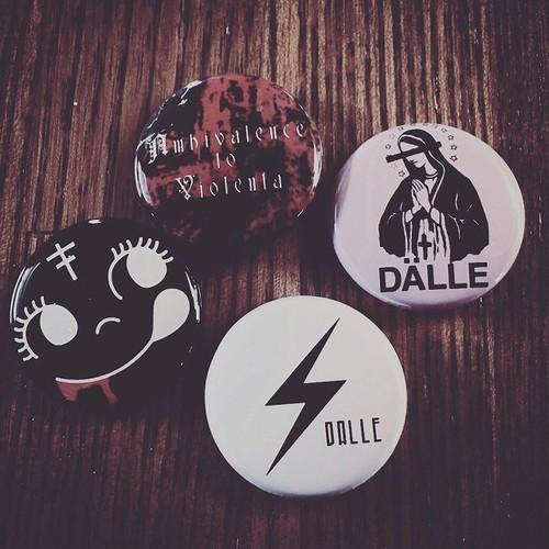 【DALLE】バッジセット