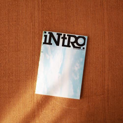 Intro. 01 (CD+Zine)