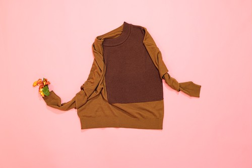 Docking sweater  CAMEL