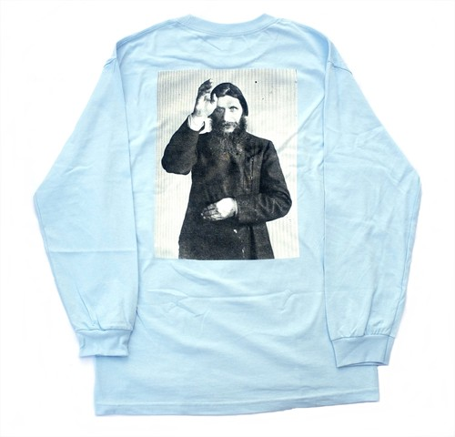 THEORIES LS TEE RASPUTIN LONG SLEEVE TEE L