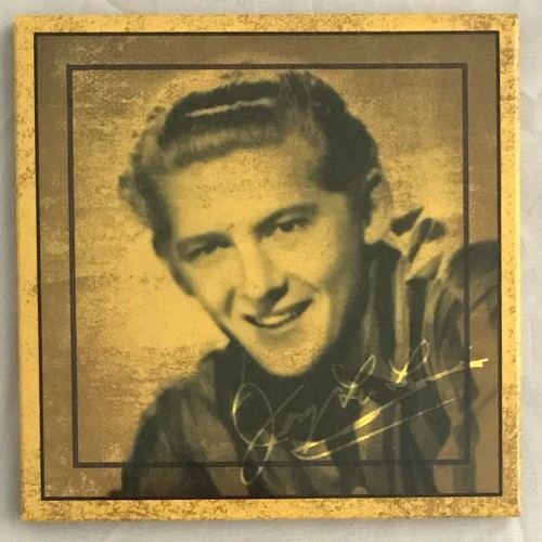 """Jerry Lee Lewis - Great Balls of Fire(3"""")"""