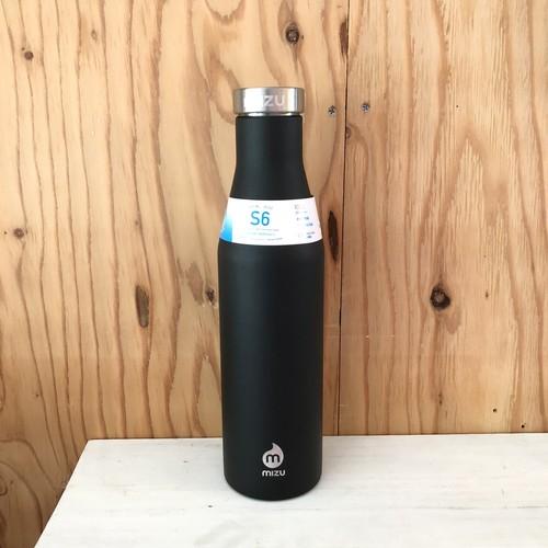 MIZU S6 スリムボトル 保温保冷(600ml) enduroブラック