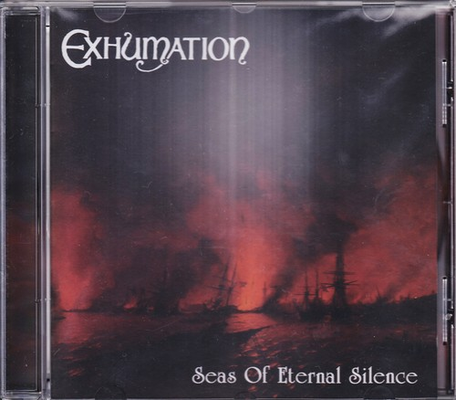 EXHUMATION 『Seas of Eternal Silence (Re-issue)』