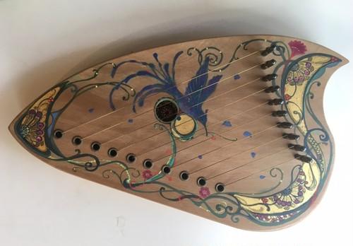 十弦の琴(青い鳥)