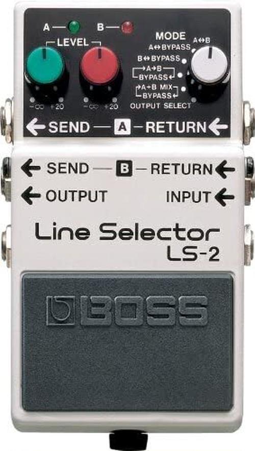 BOSS ( ボス ) / LS-2 ラインセレクター