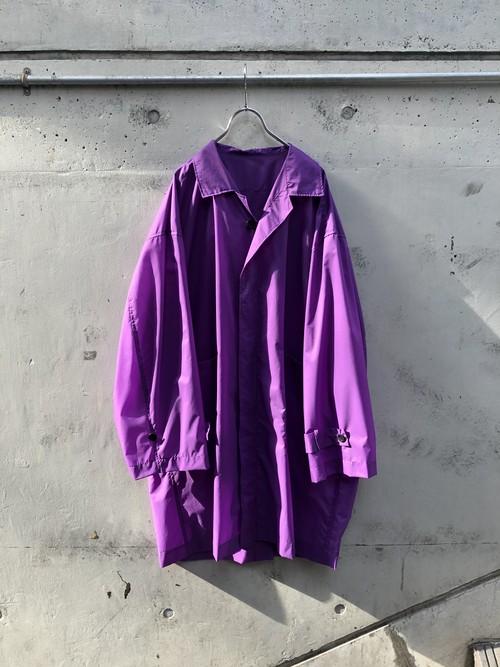 『VOAAOV』nylon half coat size 2