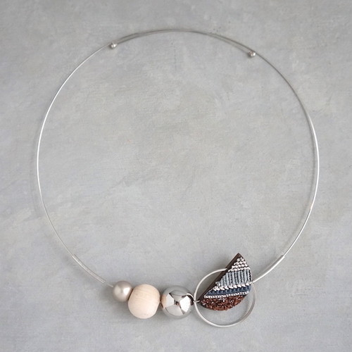 necklace C-NL10<silver>