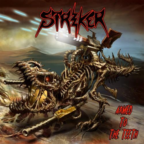 STRIKER 「Armed To The Teeth」  日本盤CD - 2枚組