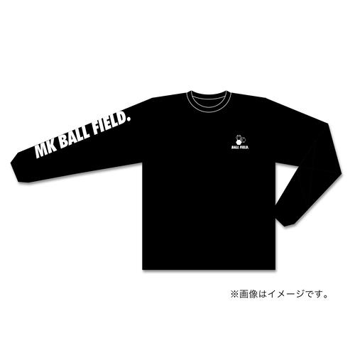 「MK BALL FIELD. 」ロングスリーブTシャツ