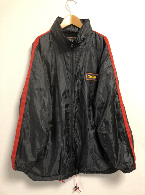 2000's CLACTON nylon jacket