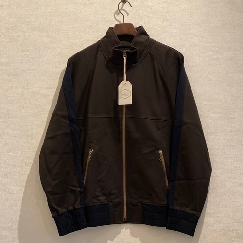 TRACK JACKET (CHARCOAL GRAY) / LOST CONTROL