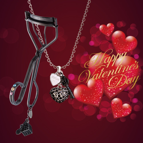 Valentine set black