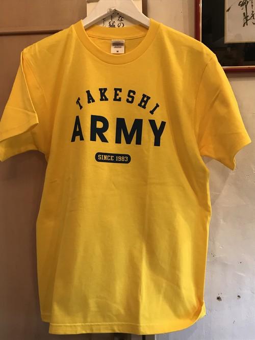 「はかせのみせ」限定 たけし軍団Tシャツ