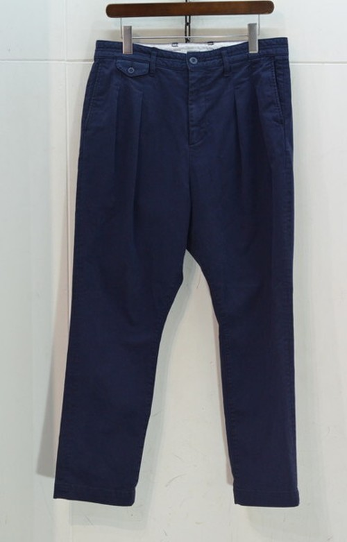 nonnative DWELLER CHINO TROUSERS RELAXED FIT