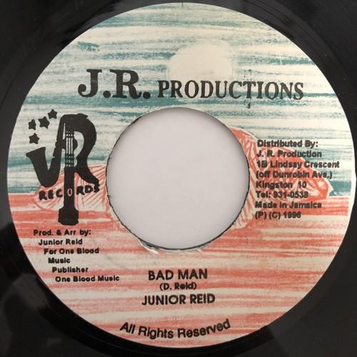 Junior Reid – Bad Man【7-20411】
