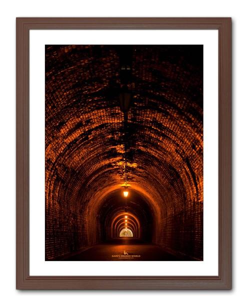 MEIJI ORANGE TUNNEL(明治のオレンジトンネル)