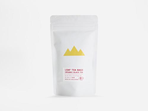 リーフティーバッグ オーガニック紅茶