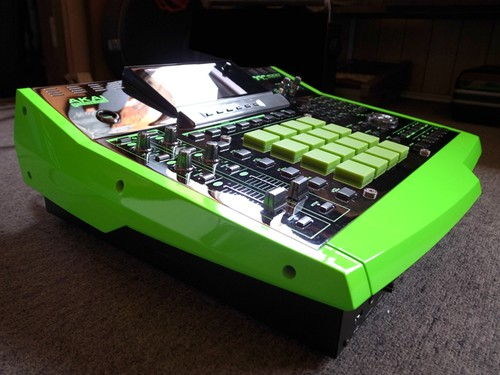 "MPC4000 ""MTNT"" custom by ghostinmpc"