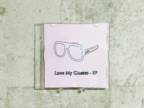 LIL SOFT TENNIS / Love My Glasses EP