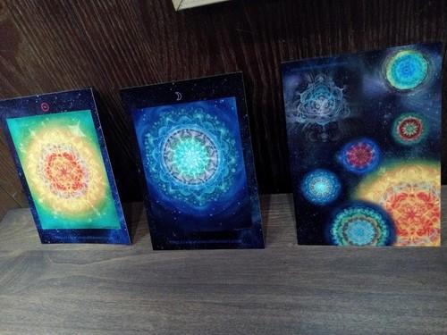 惑星曼荼羅の護符カード