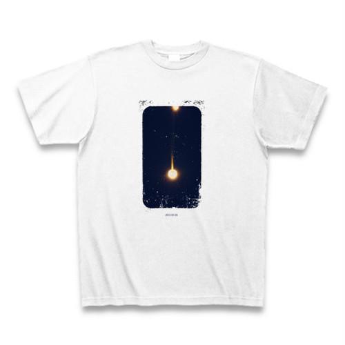 ふがいない夜の空Tシャツ(iPhone写真)