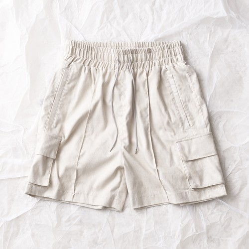 Relaxing Suede Shorts