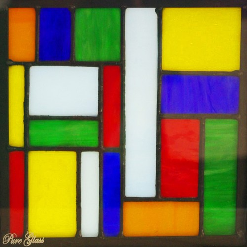 本物のステンドグラス ピュアグラス ステンドグラス (株)セブンホーム SH-L04