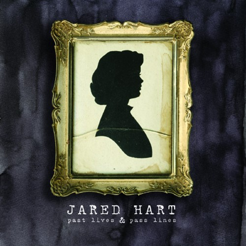 "Jared Hart ""Past Lives & Pass Lines"" CD"