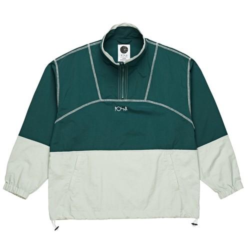 POLAR SKATE CO.  Wilson Jacket  Forest Green ポーラー アノラック ジャケット
