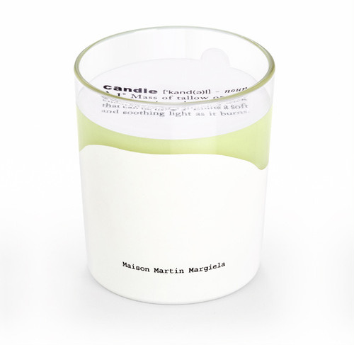 "Maison Martin Margiela 3 ""untitled"" Candle"