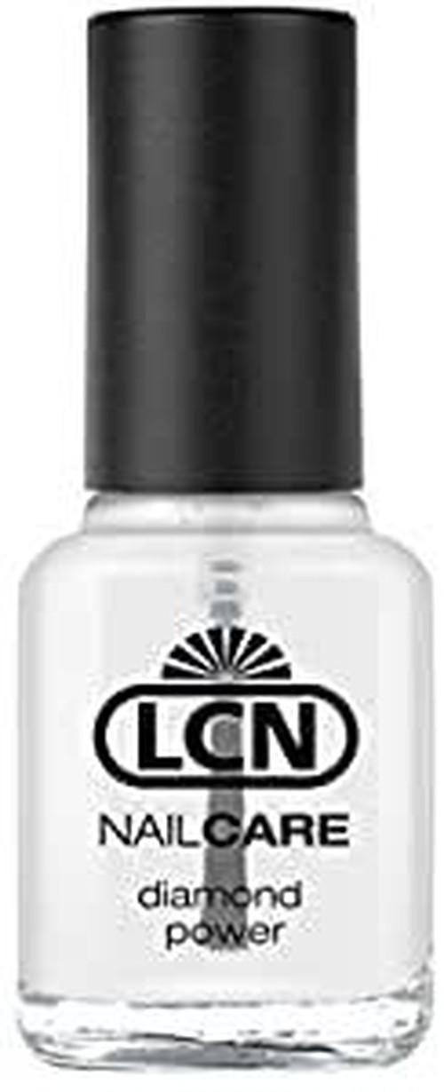 爪の補強に・・・LCN ダイヤモンドパワー 8ml