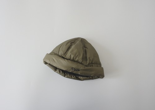THE PARK SHOP(ザパークショップ) / DOWN BOY HAT 20 / olive