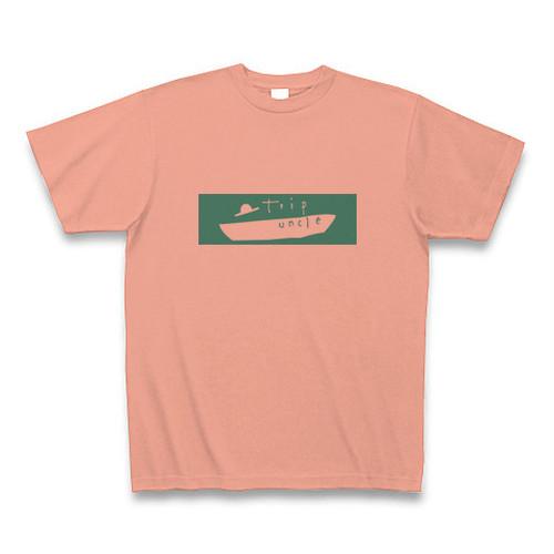 オリジナルTシャツ ライトサーモン センターロゴVer2 【送料込み】